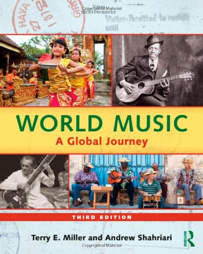 9780415808248: World Music: A Global Journey