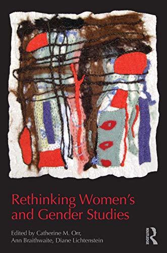 9780415808316: Rethinking Women's and Gender Studies