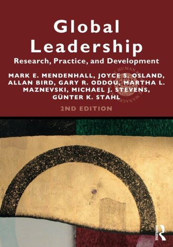 9780415808866: Global Leadership 2e: Research, Practice, and Development (Global HRM)