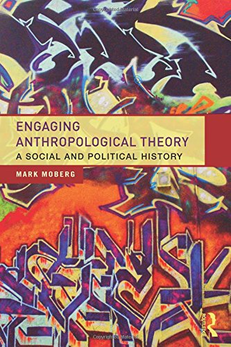 9780415809160: Engaging Anthropological Theory: A Social and Political History