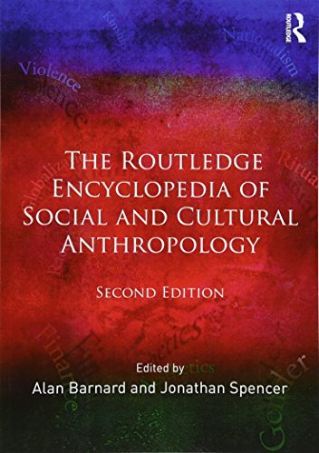 9780415809368: The Routledge Encyclopedia of Social and Cultural Anthropology