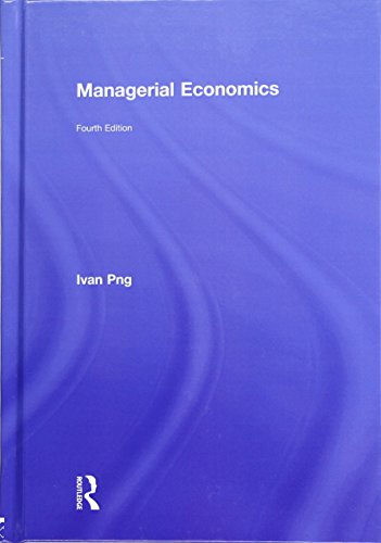 9780415809481: Managerial Economics, 4th Edition