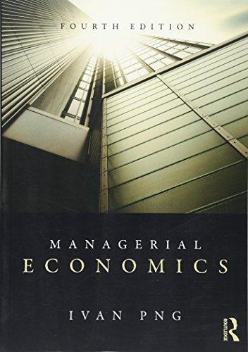 9780415809498: Managerial Economics, 4th Edition