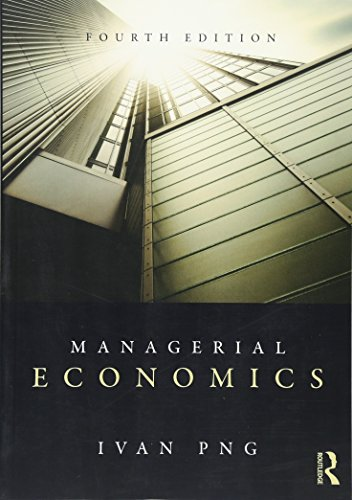 9780415809498: Managerial Economics, 4th Edition