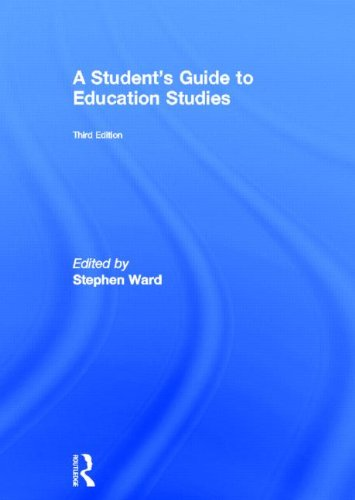9780415809672: A Student's Guide to Education Studies