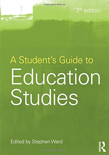 9780415809689: A Student's Guide to Education Studies