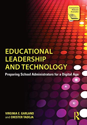 9780415809788: Educational Leadership and Technology: Preparing School Administrators for a Digital Age