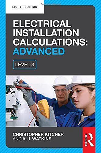 9780415810036: Electrical Installation Calculations: Advanced, 8th ed