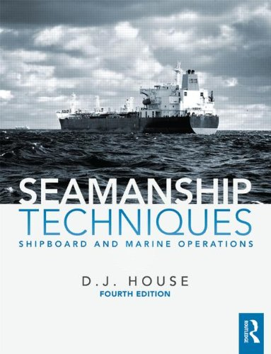 9780415810050: Seamanship Techniques: Shipboard and Marine Operations