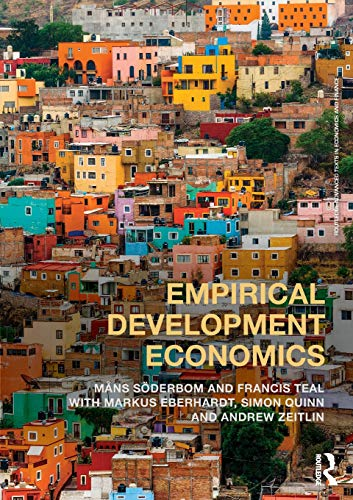 9780415810494: Empirical Development Economics (Routledge Advanced Texts in Economics and Finance)