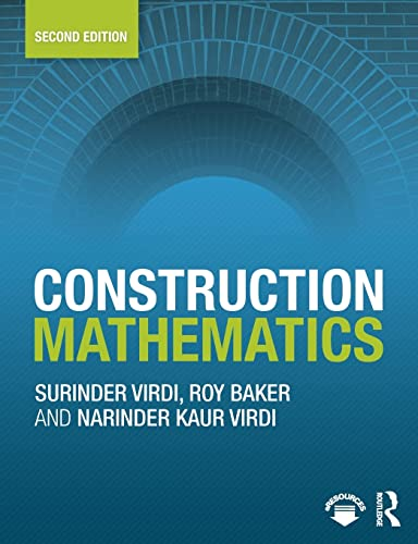 9780415810784: Construction Mathematics