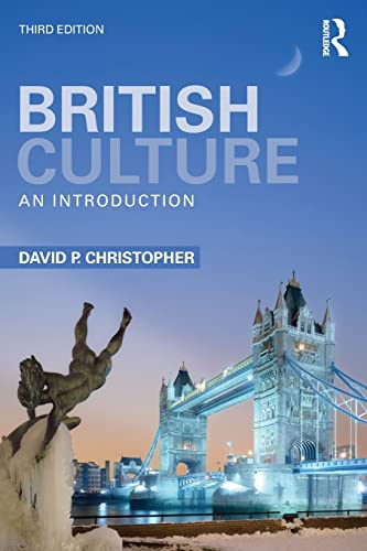 9780415810852: British Culture: An Introduction