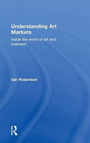 9780415811101: Understanding Art Markets: Inside the world of art and business