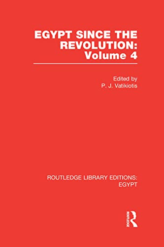 9780415811170: Egypt Since the Revolution (RLE Egypt) (Routledge Library Editions: Egypt)