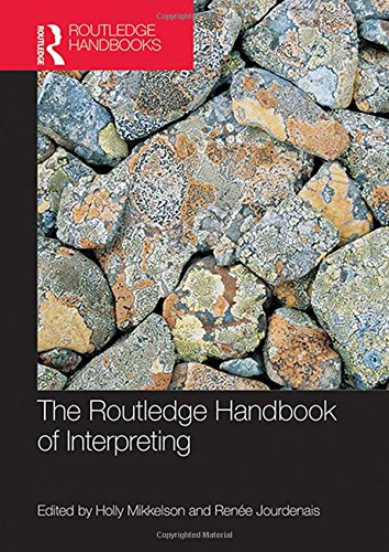 9780415811668: The Routledge Handbook of Interpreting (Routledge Handbooks in Applied Linguistics)
