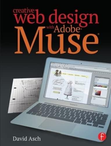 9780415811798: Creative Web Design with Adobe Muse