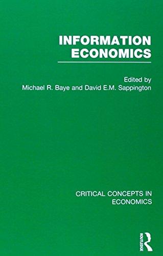 Information Economics (Hardback)