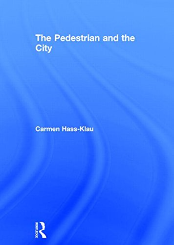9780415814393: The Pedestrian and the City