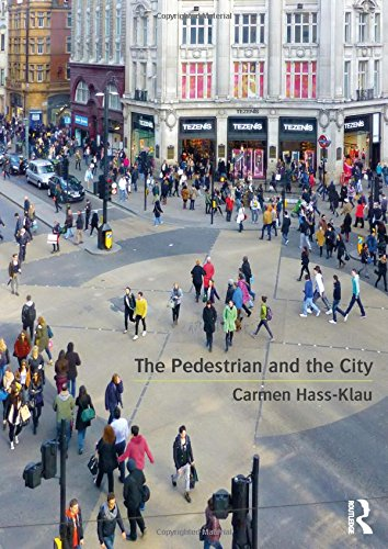 9780415814409: The Pedestrian and the City