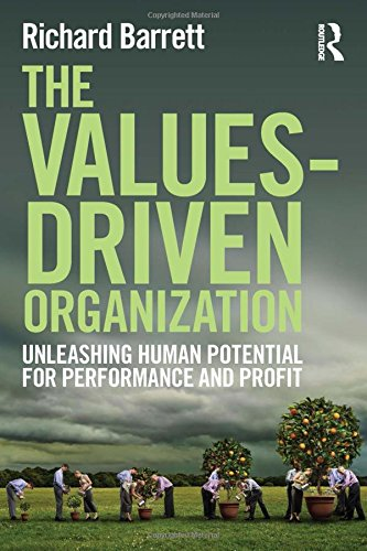 9780415815024: The Values-Driven Organization: Unleashing Human Potential for Performance and Profit