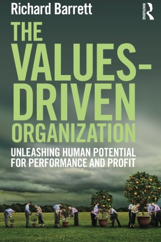 9780415815031: The Values-Driven Organization: Unleashing Human Potential for Performance and Profit