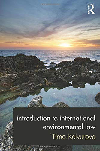 9780415815741: Introduction to International Environmental Law