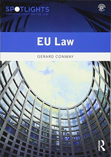 9780415816311: EU Law (Spotlights)