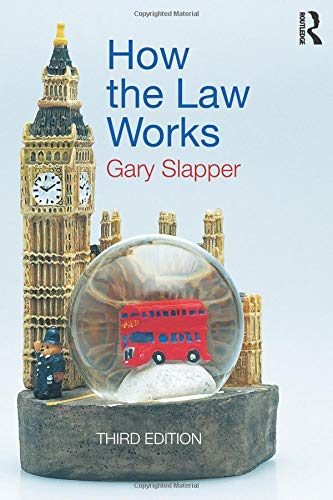 9780415816335: How the Law Works