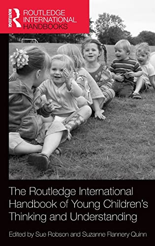 9780415816427: The Routledge International Handbook of Young Children's Thinking and Understanding (Routledge International Handbooks of Education)