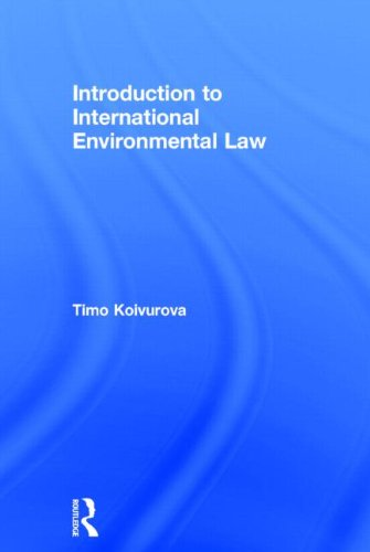 9780415816533: Introduction to International Environmental Law