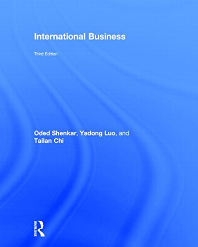 9780415817127: International Business
