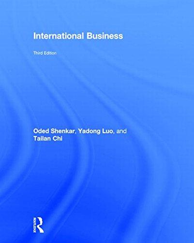 9780415817127: International Business