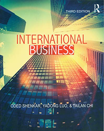 9780415817134: International Business