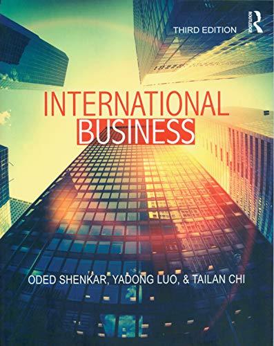 9780415817134: International Business
