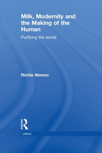 9780415817141: Milk, Modernity and the Making of the Human