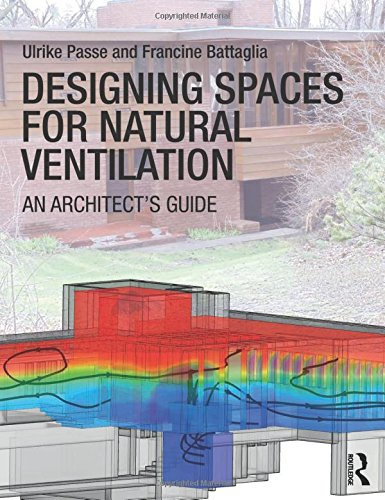 9780415817776: Designing Spaces for Natural Ventilation: An Architect's Guide