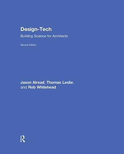9780415817844: Design-Tech: Building Science for Architects