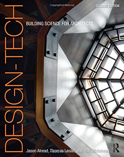 9780415817851: Design-Tech: Building Science for Architects