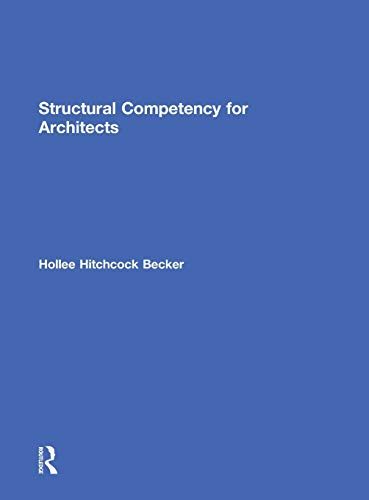 9780415817875: Structural Competency for Architects