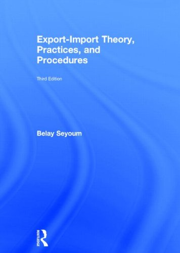 9780415818377: Export-Import Theory, Practices, and Procedures