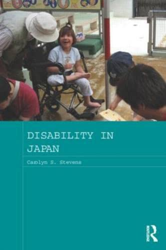 9780415819374: Disability in Japan