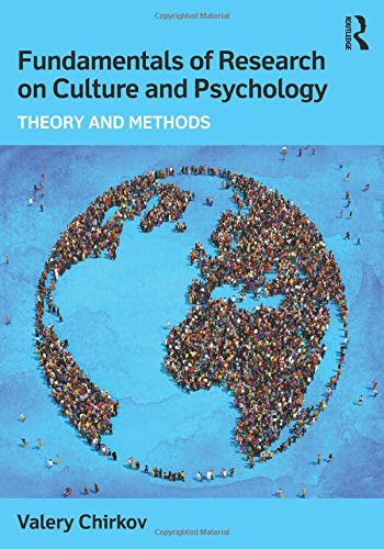 9780415820325: Fundamentals of Research on Culture and Psychology: Theory and Methods