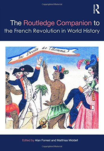 9780415820561: The Routledge Companion to the French Revolution in World History (Routledge Companions)