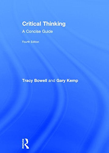9780415820912: Critical Thinking: A Concise Guide