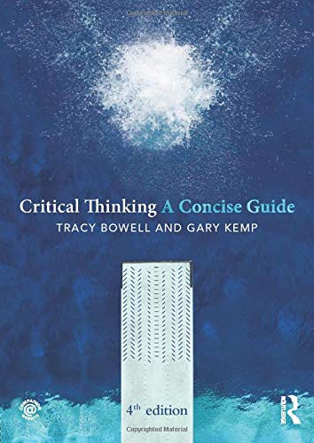 9780415820929: Critical Thinking: A Concise Guide (Concise Guides)