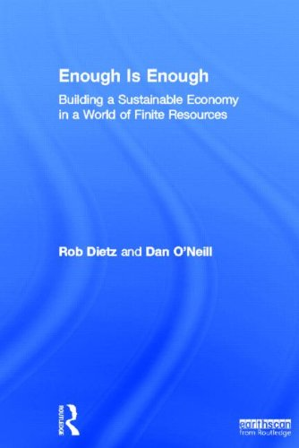 9780415820936: Enough Is Enough. Routledge. 2013.