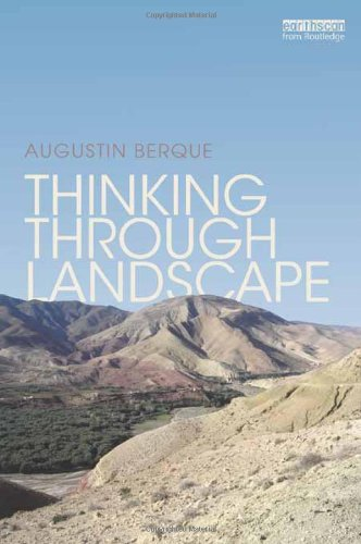 9780415821155: Thinking through Landscape