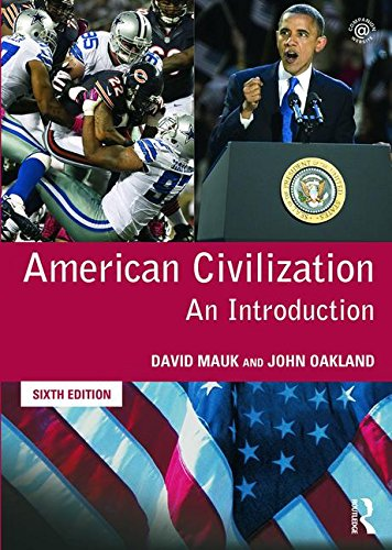 9780415822022: American Civilization: An Introduction