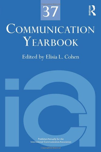 9780415823319: Communication Yearbook 37