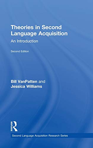 9780415824200: Theories in Second Language Acquisition: An Introduction